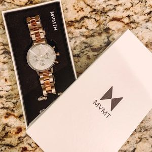 Brand New MVMT Watch